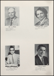 Page 10, 1957 Edition, Everly High School - Punch Yearbook (Everly, IA) online yearbook collection