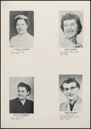 Page 11, 1957 Edition, Everly High School - Punch Yearbook (Everly, IA) online yearbook collection