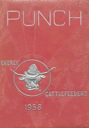 Page 1, 1958 Edition, Everly High School - Punch Yearbook (Everly, IA) online yearbook collection
