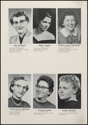 Page 12, 1958 Edition, Everly High School - Punch Yearbook (Everly, IA) online yearbook collection