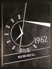 Page 1, 1962 Edition, Lincoln Community High School - Memorial Yearbook (Stanwood, IA) online yearbook collection