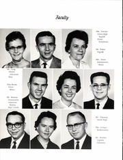 Page 10, 1962 Edition, Lincoln Community High School - Memorial Yearbook (Stanwood, IA) online yearbook collection