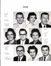 Page 9, 1962 Edition, Lincoln Community High School - Memorial Yearbook (Stanwood, IA) online yearbook collection