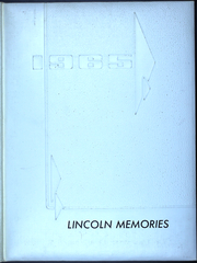 Page 1, 1965 Edition, Lincoln Community High School - Memorial Yearbook (Stanwood, IA) online yearbook collection