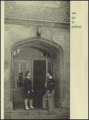 University High School - U High Hawkeye Yearbook (Iowa City, IA) online yearbook collection, 1941 Edition, Page 7