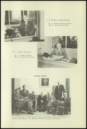 Page 11, 1950 Edition, Waverly High School - Go Hawk Yearbook (Waverly, IA) online yearbook collection