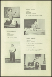 Page 13, 1950 Edition, Waverly High School - Go Hawk Yearbook (Waverly, IA) online yearbook collection