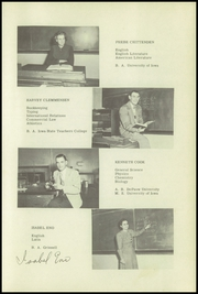 Page 15, 1950 Edition, Waverly High School - Go Hawk Yearbook (Waverly, IA) online yearbook collection