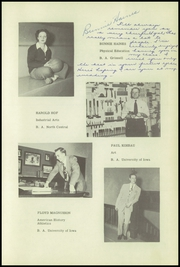 Page 17, 1950 Edition, Waverly High School - Go Hawk Yearbook (Waverly, IA) online yearbook collection