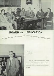 Page 10, 1954 Edition, Waverly High School - Go Hawk Yearbook (Waverly, IA) online yearbook collection