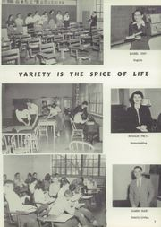 Page 13, 1954 Edition, Waverly High School - Go Hawk Yearbook (Waverly, IA) online yearbook collection
