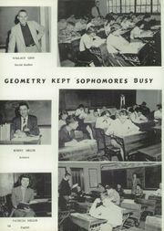 Page 16, 1954 Edition, Waverly High School - Go Hawk Yearbook (Waverly, IA) online yearbook collection
