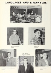 Page 12, 1958 Edition, Waverly High School - Go Hawk Yearbook (Waverly, IA) online yearbook collection