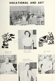 Page 13, 1958 Edition, Waverly High School - Go Hawk Yearbook (Waverly, IA) online yearbook collection