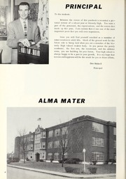 Page 8, 1958 Edition, Waverly High School - Go Hawk Yearbook (Waverly, IA) online yearbook collection