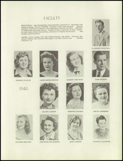 Page 11, 1948 Edition, Calamus and Wheatland High School - Echo Yearbook (Wheatland, IA) online yearbook collection