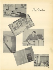 Page 9, 1951 Edition, Iowa Mennonite High School - Reverie Yearbook (Kalona, IA) online yearbook collection