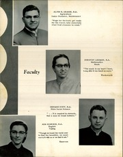 Page 12, 1955 Edition, Iowa Mennonite High School - Reverie Yearbook (Kalona, IA) online yearbook collection