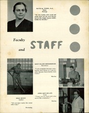 Page 13, 1955 Edition, Iowa Mennonite High School - Reverie Yearbook (Kalona, IA) online yearbook collection
