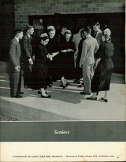 Page 15, 1955 Edition, Iowa Mennonite High School - Reverie Yearbook (Kalona, IA) online yearbook collection