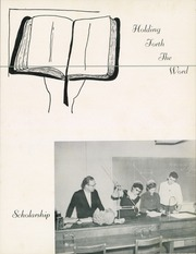 Page 11, 1956 Edition, Iowa Mennonite High School - Reverie Yearbook (Kalona, IA) online yearbook collection