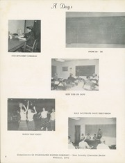 Page 12, 1956 Edition, Iowa Mennonite High School - Reverie Yearbook (Kalona, IA) online yearbook collection