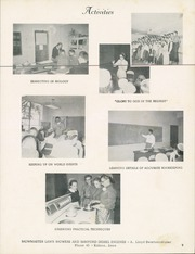 Page 13, 1956 Edition, Iowa Mennonite High School - Reverie Yearbook (Kalona, IA) online yearbook collection