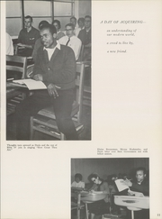 Page 15, 1964 Edition, Iowa Mennonite High School - Reverie Yearbook (Kalona, IA) online yearbook collection