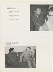 Page 16, 1964 Edition, Iowa Mennonite High School - Reverie Yearbook (Kalona, IA) online yearbook collection