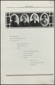 Page 16, 1923 Edition, Rock Valley High School - Rock Yearbook (Rock Valley, IA) online yearbook collection