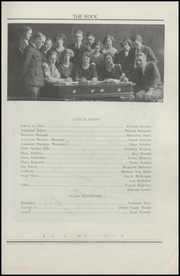 Page 9, 1923 Edition, Rock Valley High School - Rock Yearbook (Rock Valley, IA) online yearbook collection
