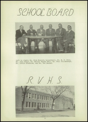 Page 6, 1953 Edition, Rock Valley High School - Rock Yearbook (Rock Valley, IA) online yearbook collection
