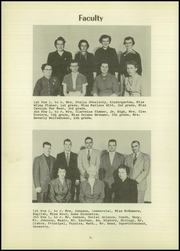 Page 10, 1954 Edition, Rock Valley High School - Rock Yearbook (Rock Valley, IA) online yearbook collection