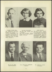 Page 15, 1954 Edition, Rock Valley High School - Rock Yearbook (Rock Valley, IA) online yearbook collection