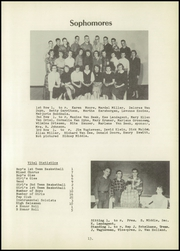 Page 17, 1954 Edition, Rock Valley High School - Rock Yearbook (Rock Valley, IA) online yearbook collection