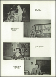 Page 10, 1959 Edition, Glidden Ralston High School - Wildcat Yearbook (Glidden, IA) online yearbook collection