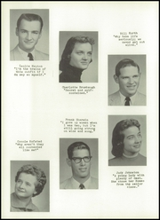 Page 14, 1959 Edition, Glidden Ralston High School - Wildcat Yearbook (Glidden, IA) online yearbook collection