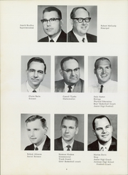Page 10, 1967 Edition, Monroe High School - Wildcat Tales Yearbook (Monroe, IA) online yearbook collection