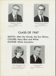 Page 14, 1967 Edition, Monroe High School - Wildcat Tales Yearbook (Monroe, IA) online yearbook collection