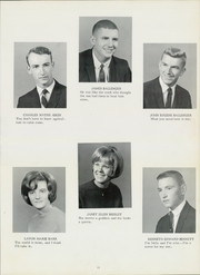 Page 15, 1967 Edition, Monroe High School - Wildcat Tales Yearbook (Monroe, IA) online yearbook collection