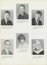 Page 16, 1967 Edition, Monroe High School - Wildcat Tales Yearbook (Monroe, IA) online yearbook collection