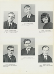 Page 17, 1967 Edition, Monroe High School - Wildcat Tales Yearbook (Monroe, IA) online yearbook collection