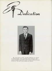 Page 6, 1967 Edition, Monroe High School - Wildcat Tales Yearbook (Monroe, IA) online yearbook collection
