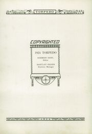 Page 6, 1924 Edition, Akron High School - Torpedo Yearbook (Akron, IA) online yearbook collection