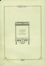 Akron High School - Torpedo Yearbook (Akron, IA) online yearbook collection, 1925 Edition, Page 6