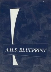 Page 1, 1958 Edition, Avoha High School - Blueprint Yearbook (Avoca, IA) online yearbook collection
