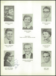 Page 12, 1958 Edition, Avoha High School - Blueprint Yearbook (Avoca, IA) online yearbook collection