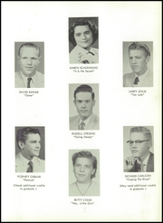 Page 15, 1958 Edition, Avoha High School - Blueprint Yearbook (Avoca, IA) online yearbook collection