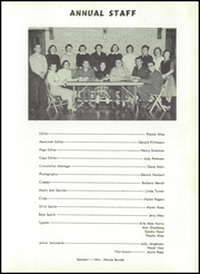 Page 7, 1958 Edition, Avoha High School - Blueprint Yearbook (Avoca, IA) online yearbook collection