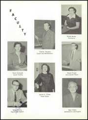 Page 9, 1958 Edition, Avoha High School - Blueprint Yearbook (Avoca, IA) online yearbook collection